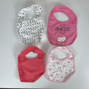 Other - 4 pack bibs